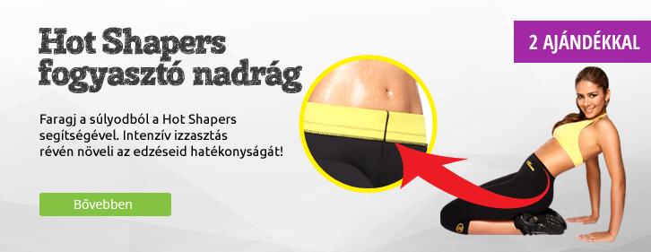 Hot Shapers fogyasztó nadrág 2 ajándékkal