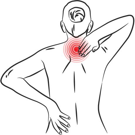 Wellneo 4in1 Total Back And Neck Shiatsu Massager