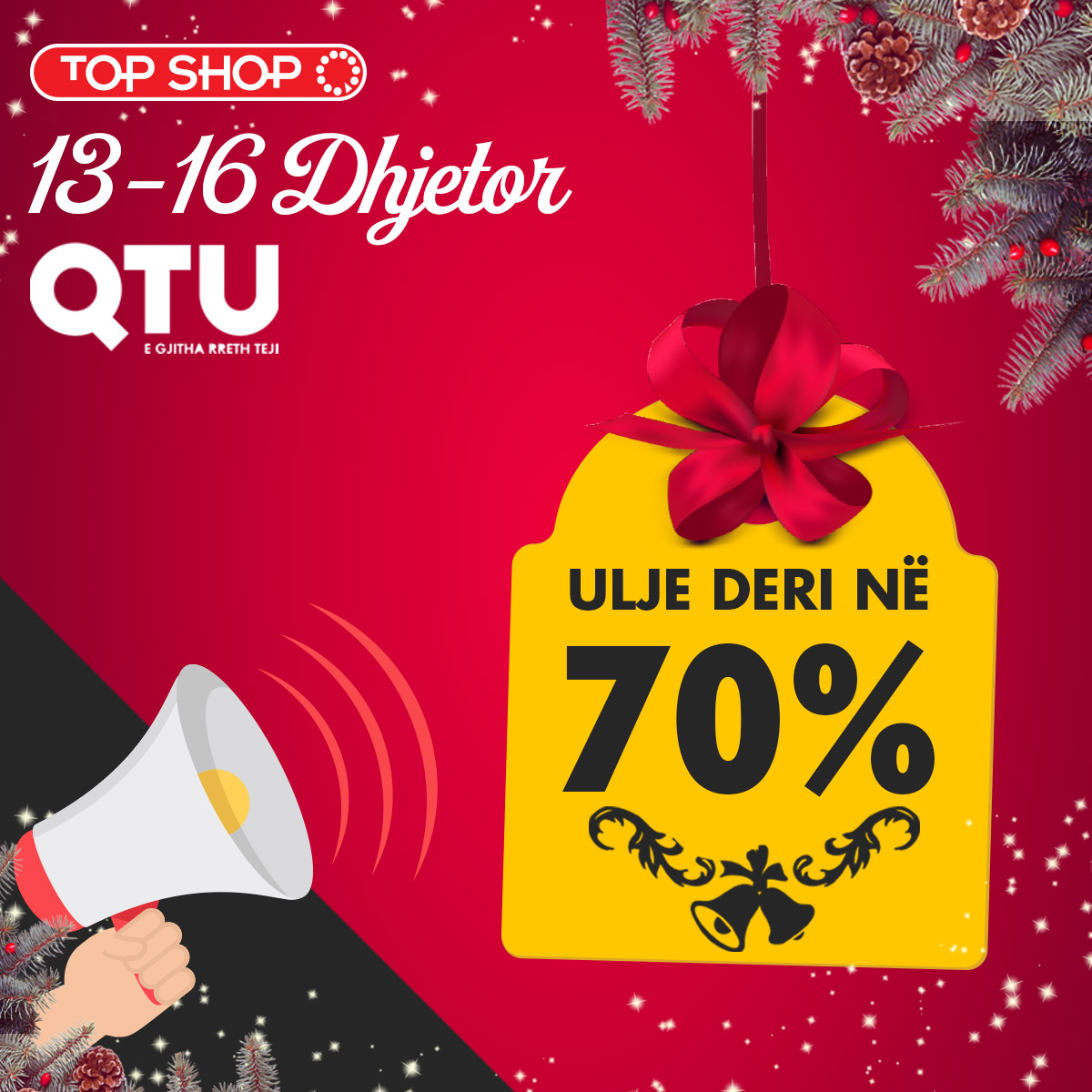 Top Shop QTU