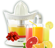 Laimekite Delimano Utile citrusinių vaisių sulčiaspaudę