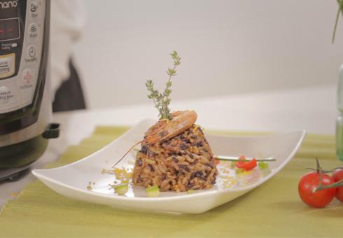 Ориз със скариди