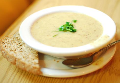 Королевский чесночный суп (4 порции)