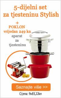 Paste set + aparat za tjesteninu