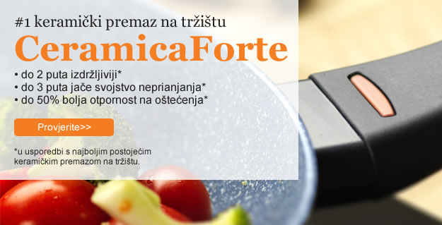 CeramicaForte premaz