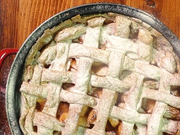 Szarlotka - Apple Pie