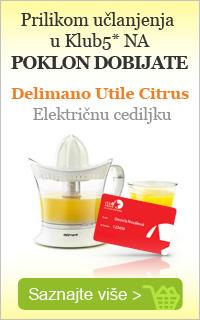 Klub 5 Delimano Citrus Utile