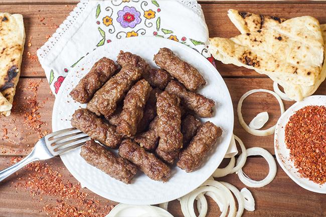 Сараевские кебабы