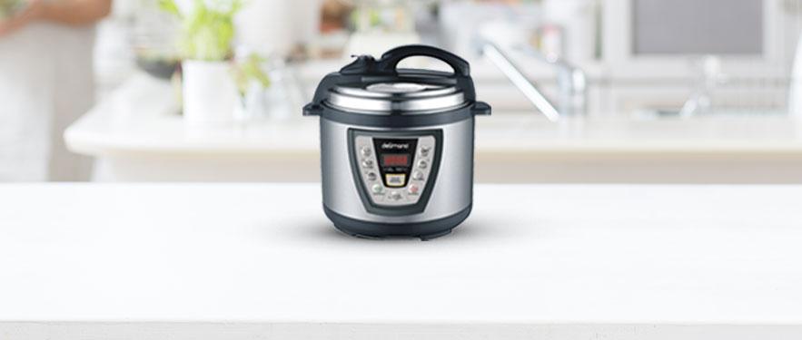 Tenxherja  elektrike me presion Delimano Multi Cooker