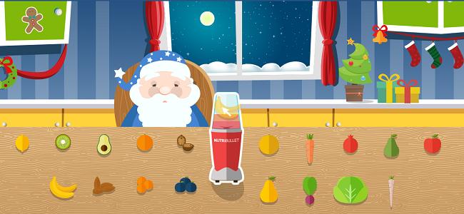Дай енергия на Дядо Коледа