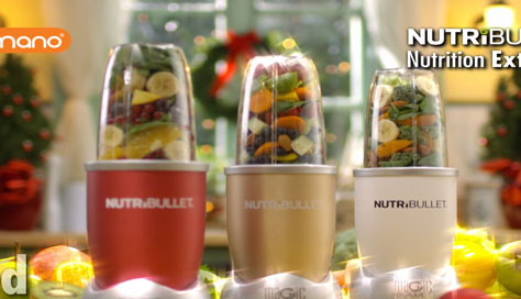 Nutribullet New Year