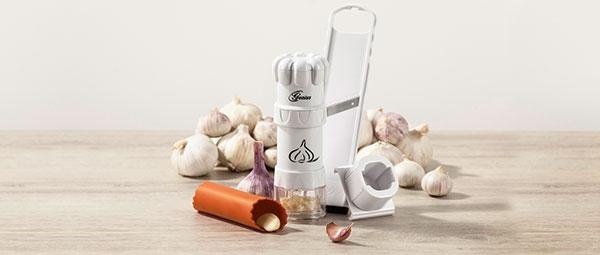 Delimano Garlic Cutter 4në1