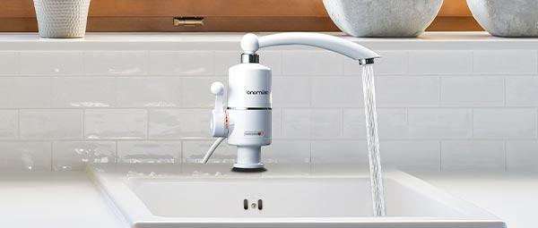 Rubinet elektrik për ngrohjen e ujit