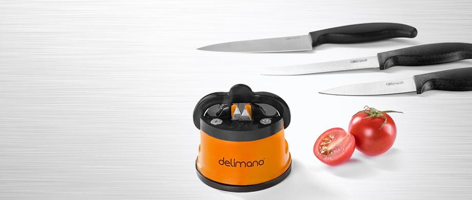 Точилка Brava Extreme + 3 ножа в подарок!