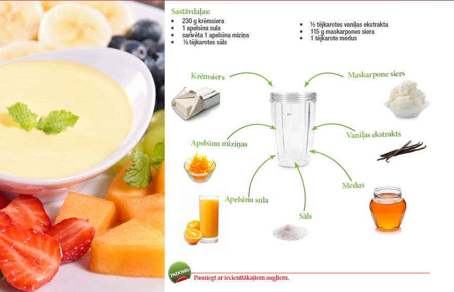 Nutribullet recepte