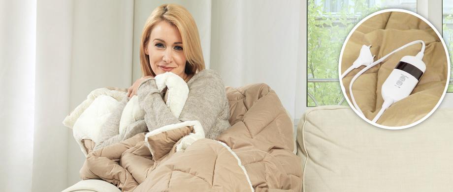 Tekk soojendusega Warm & Cozy
