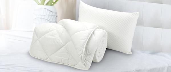 Одеяло и подушка Sleep Sensation -50%