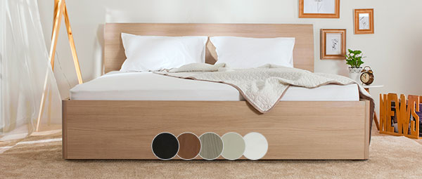 Okviri za krevete pravljeni i dizajnirani u Italiji