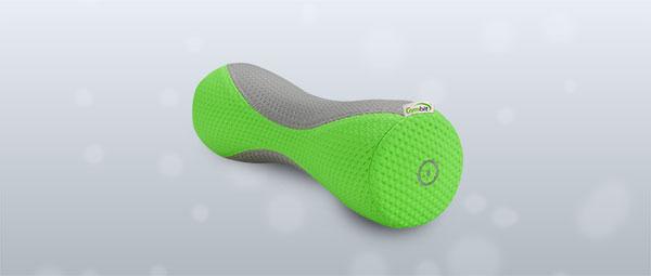 Massaažiseade Gymbit 2In1 Vibra Roller