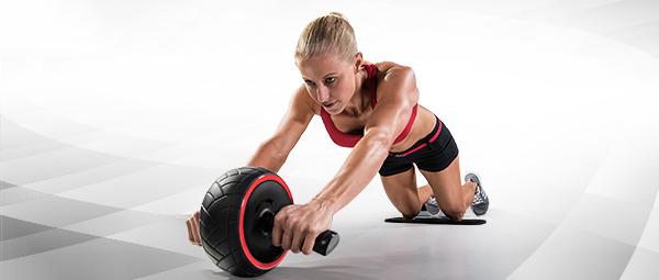 GymBit Speed Abs - točak za vježbanje