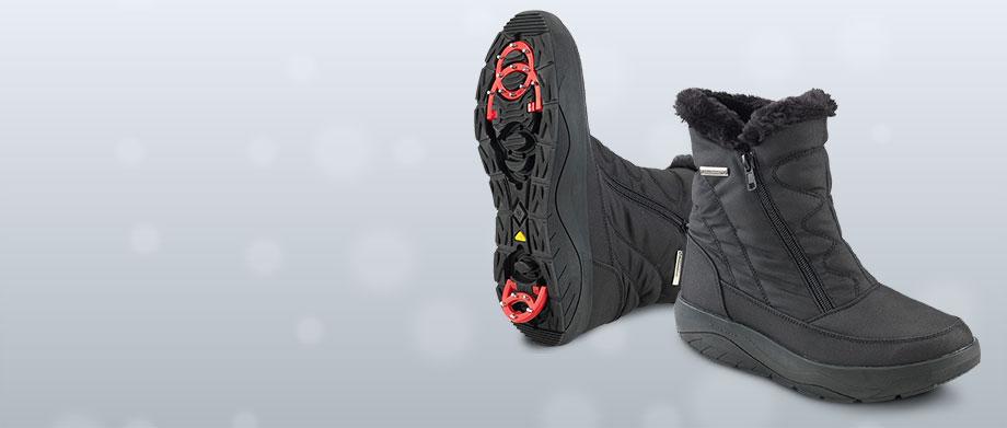 Libimiskindlad talvesaapad Walkmaxx