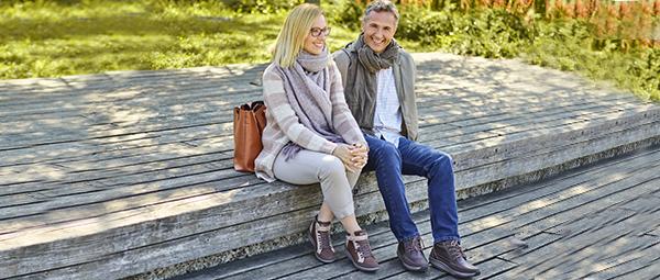 Распродажа осенней обуви Walkmaxx