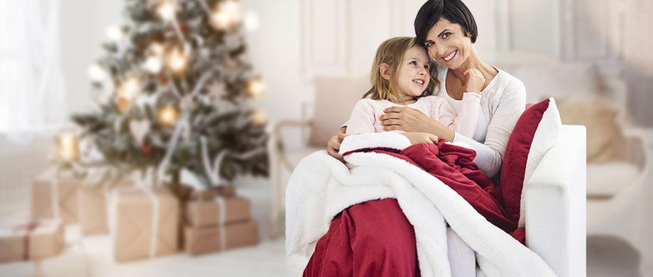 Tunne ülimat pehmust ja soojust, mida pakub Warm Hug komplekt