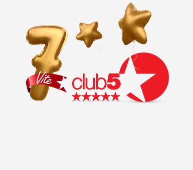 Festojmë 7 vite Club5*