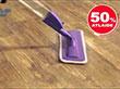 Rovus Birste grīdas mazgāšanai ar smidzinātāju