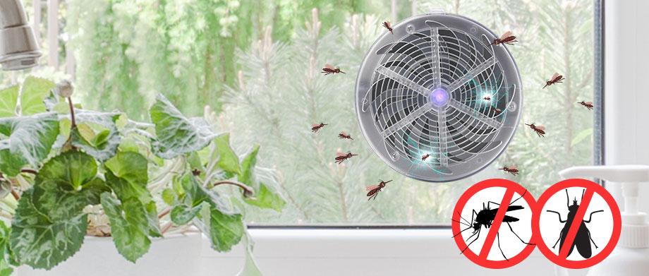 Solar Buzzkill - solarni aparat protiv insekata