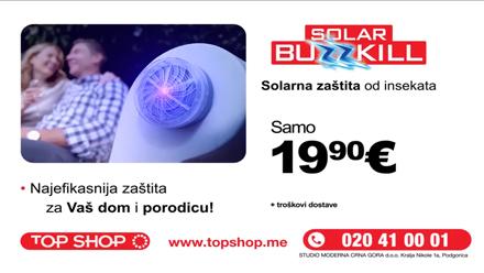 Solar Buzzkill