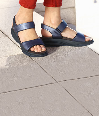 Sandale Blu