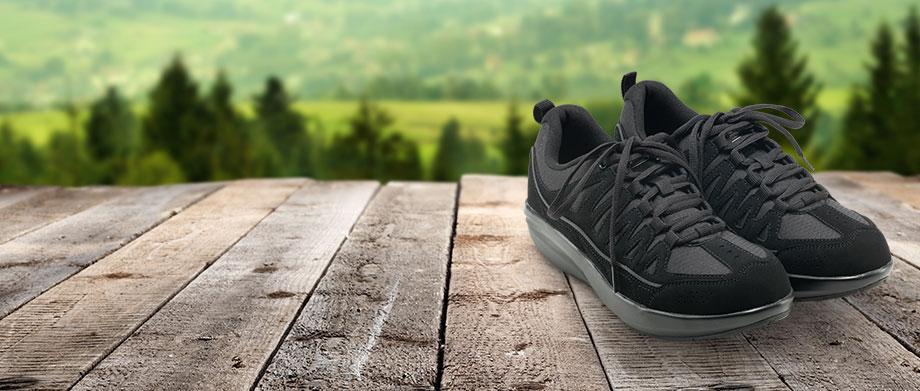 Këpucë Black Fit