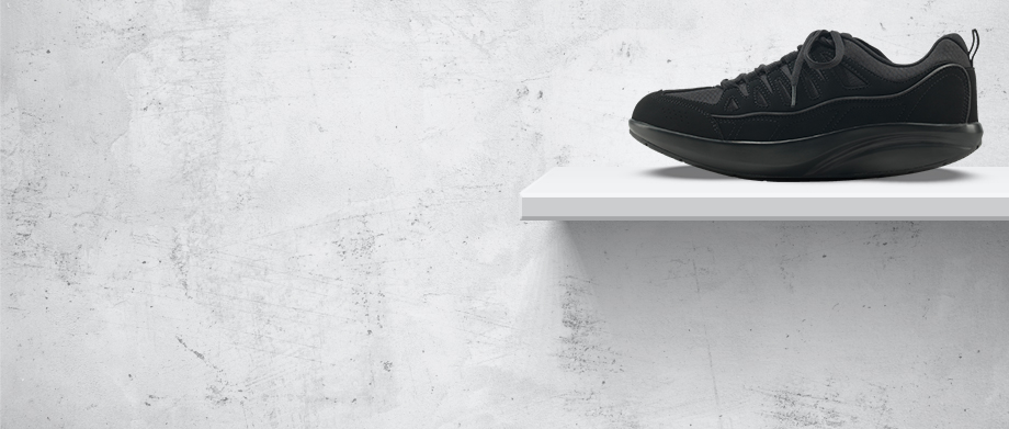 Walkmaxx Black Fit