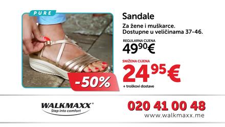 Walkmaxx Pure Sandals -50%
