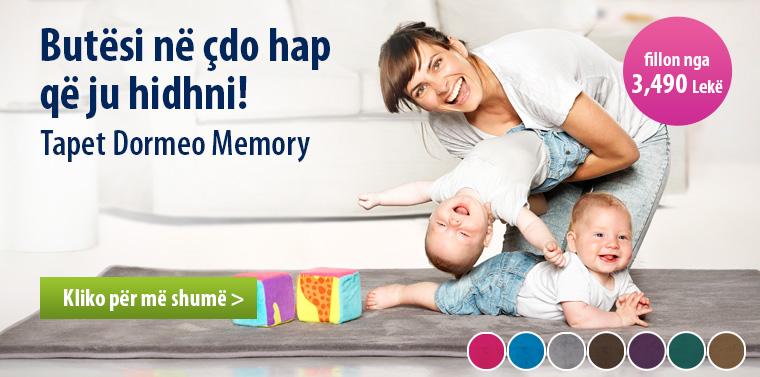 Tapet Dormeo Memory
