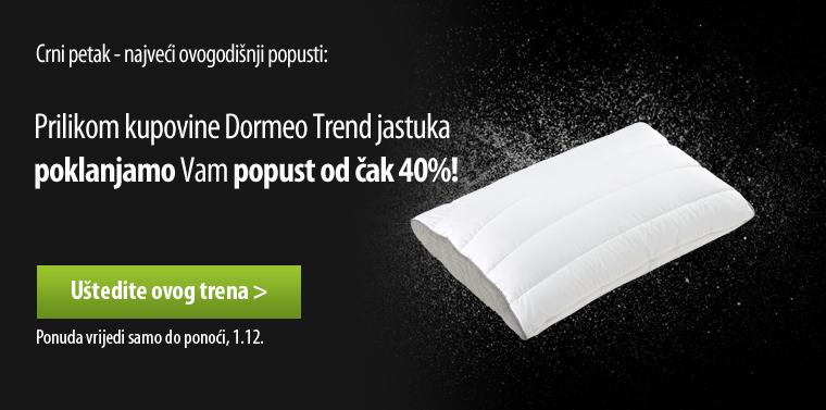 Dormeo Trend jastuk -40%