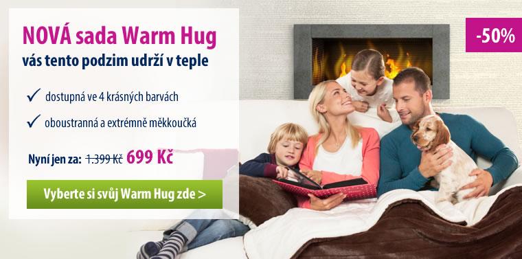Hřejivá sada Warm Hug