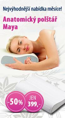 Polštář Maya -50%