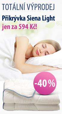 Letní přikrývka Siena Light -40%