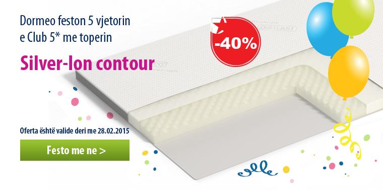 Club5* - SilverIon Countour -40% ZBRITJE