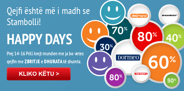 Happy Days - Super Oferta
