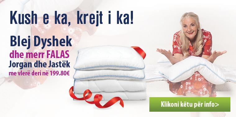 Dysheku Dormeo