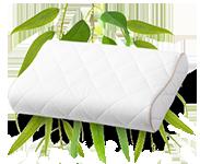 Laimekite Dormeo eucalyptus pagalvę