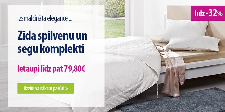 Izsmalcināta elegance Tavai guļamistabai!