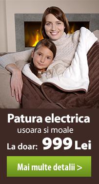 Patura electrica Dormeo!