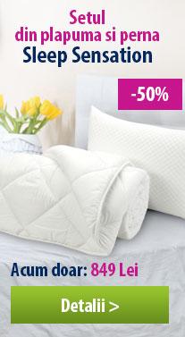 Setul Sleep Sensation -50% REDUCERE