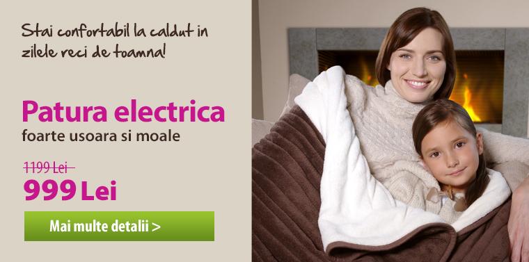 Patura electrica Dormeo Heated