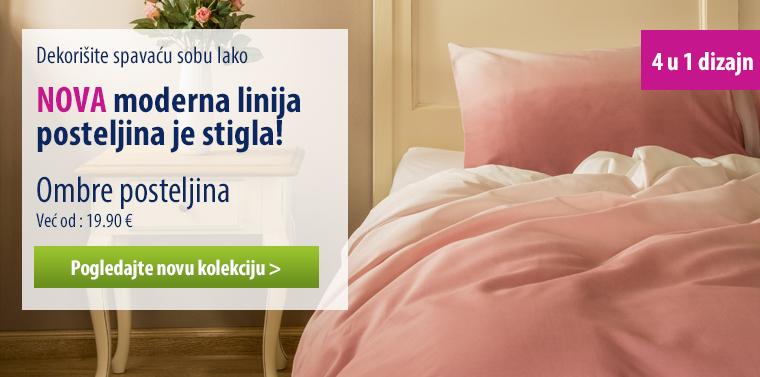 Dormeo Ombre posteljina