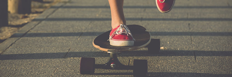 Скейтборды и лонгборды