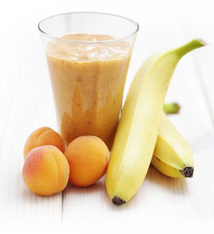 Нутрибамба кайсии и банан
